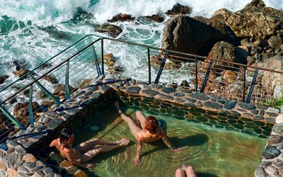Be Naked: A Weekend in Esalen