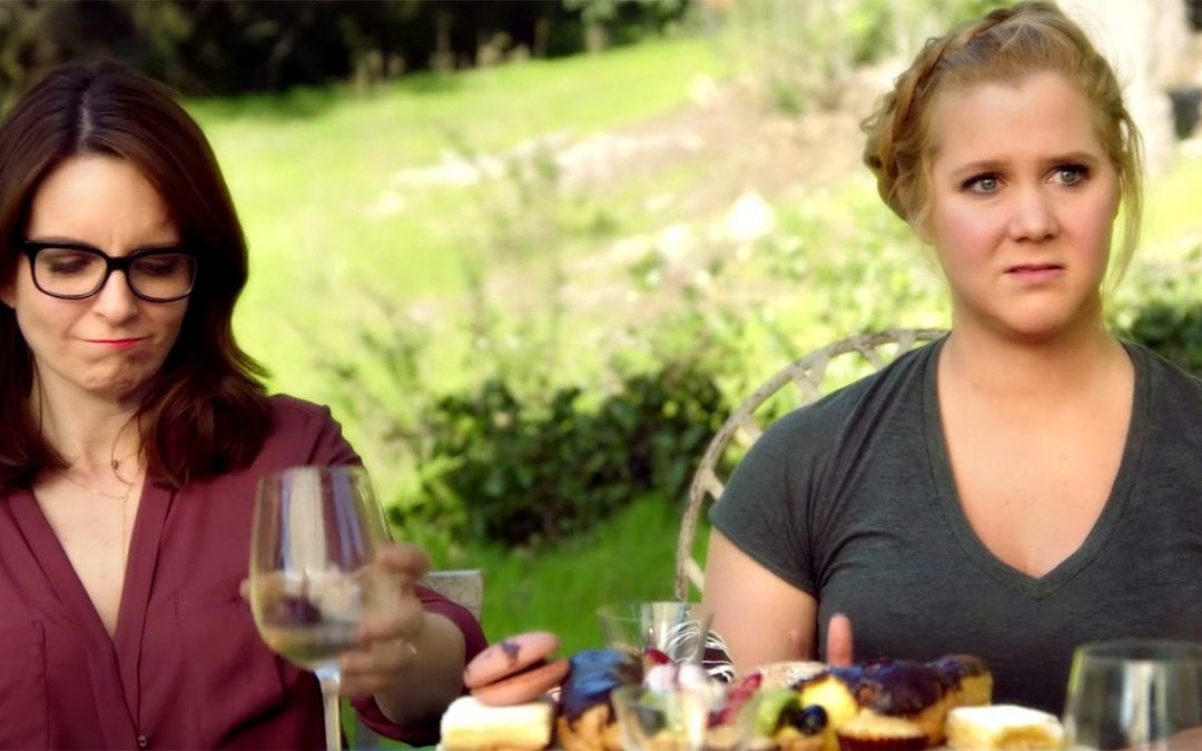 Getting odler with Tina Fey and Amy Schumer