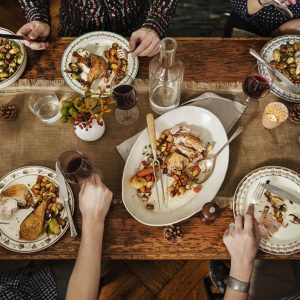 How to Survive a Red-Blue Thanksgiving