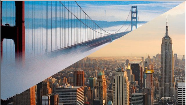 New York vs. San Francisco: In Quotes