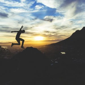 Tell Fear to F*ck Off-4 Ways to Jumpstart a New Life