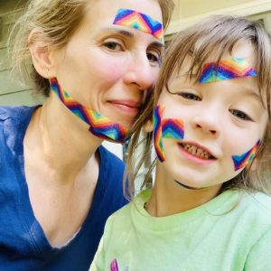 How to Make a Rainbow Out Of Motherly Love